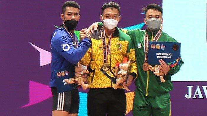 Perjuangan Setiawan Halim Tambah Medali Emas Kelima untuk Lampung di PON XX Papua