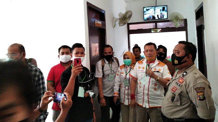 Permohonan Bacalonkada Bandar Lampung Ike Edwin-Zam Zanariah Ditolak, 'Anak Baru Semua'