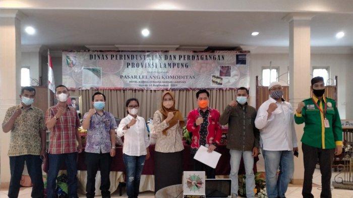 Permudah Petani Akses Pasar, Disperindag Lampung Gelar Pasar Lelang Komoditas