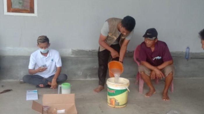 Tingkatkan Keterampilan Petani, Perpusdes di Mesuji Gelar Sekolah Lapang