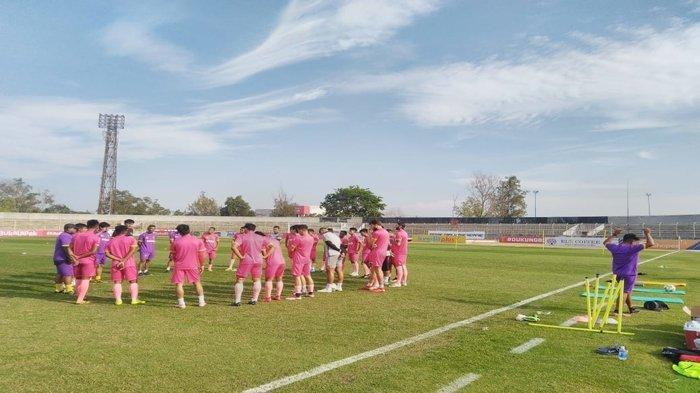 Tim Dokter Ungkap Kondisi Skuat Badak Lampung FC yang Jalani TC di Yogyakarta