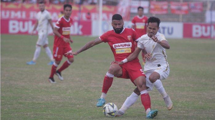 Perseru Badak Lampung FC Kalah 0-2 dari PSS Sleman, Petrovic: Keberuntungan Belum Berpihak ke Kita