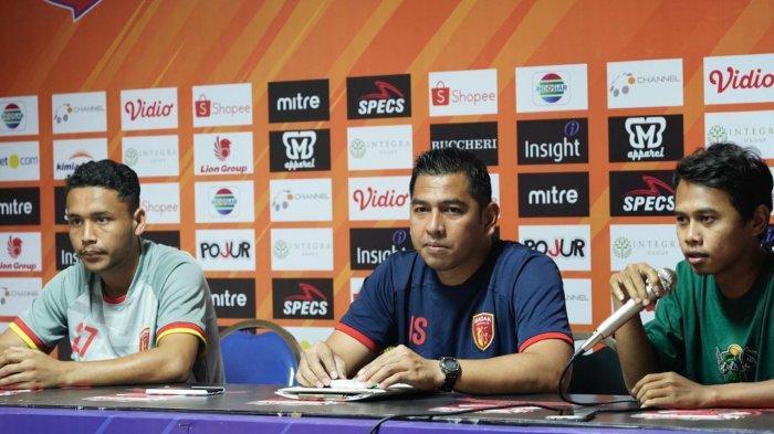 Babak Pertama Liga 1 Indonesia 2019, Perseru Badak Lampung FC Tertinggal 0-1 dari Madura United