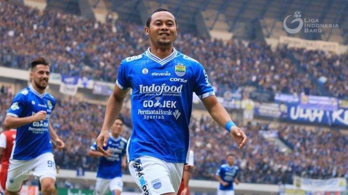 Heboh Esteban Vizcarra Urung Pakai  Nomor Punggung 7 Milik Atep di Persib Bandung
