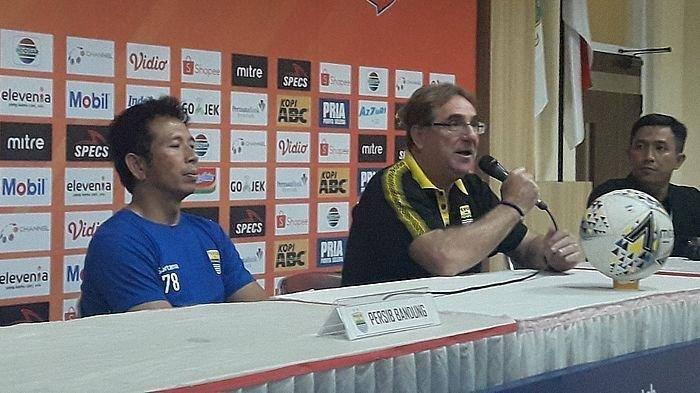 Persib Bandung Diimbangi PS Tira Persikabo, Ini Komentar Bojan Malisic