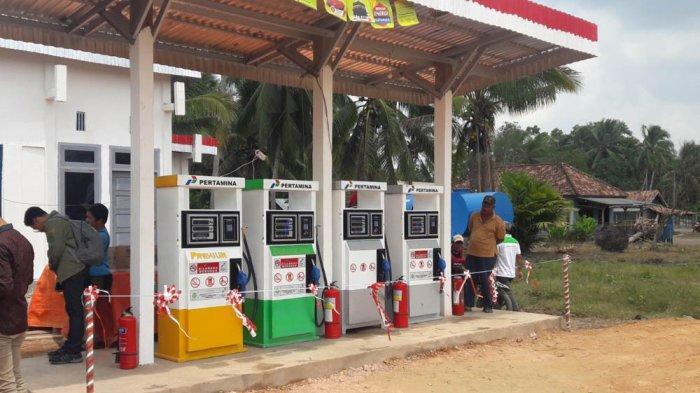 Pertamina Regional Sumbagsel Kejar Target Pembangunan 15 Titik BBM Satu Harga