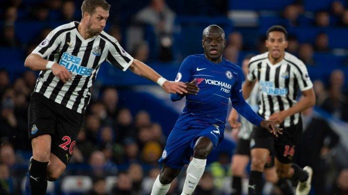 Chelsea vs Newcastle, Skuad Steve Bruce Berusaha Balas Dendam Atas Kekalahan Awal Musim