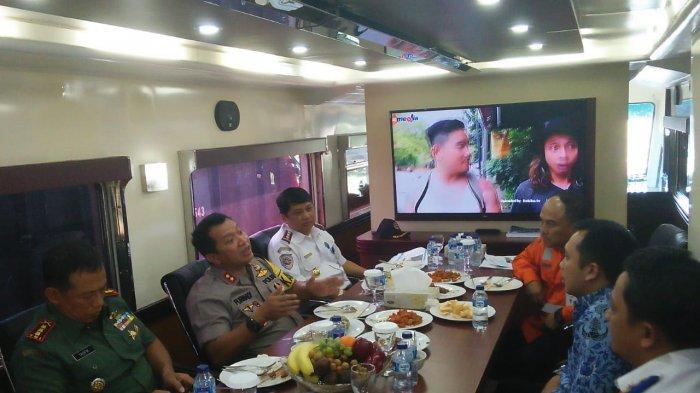 PT KAI Divre IV Tanjungkarang Nyatakan Tiket Mudik Lebaran 2019 Sudah Terjual 60 Persen