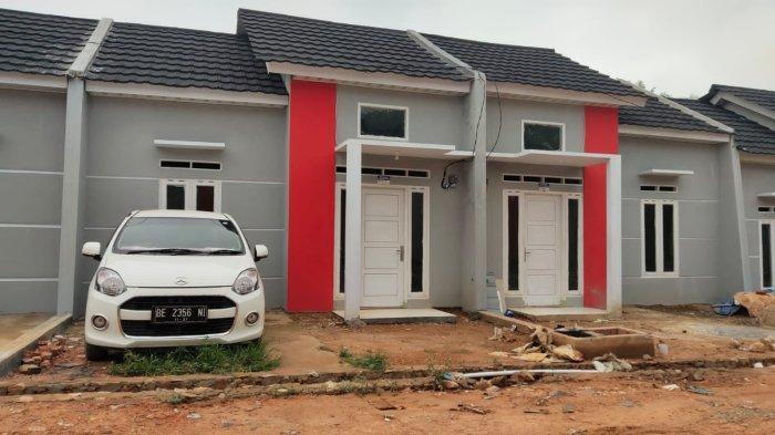 Info Rumah, Perumahan Damai Lestari Residence Tipe 36 Kualitas Komersil