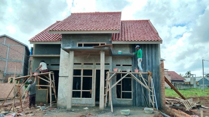 Info Rumah Terbaru, Spesifikasi Perumahan Grand Fariz Cluster, Lantai Granit Kayu Cempaka