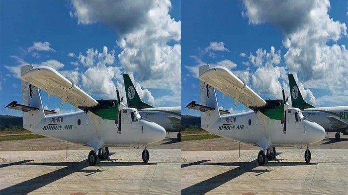 Ditemukan dalam Keadaan Hancur, 3 Kru Pesawat Rimbun Air Kecil Kemungkinan Selamat
