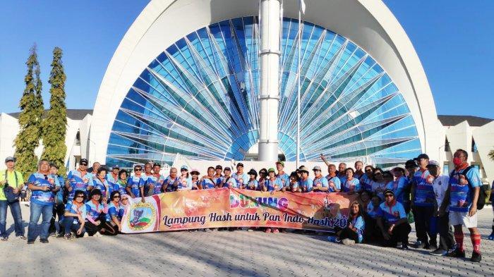 Senator NTT Abraham Paul Liyanto Dukung Lampung Jadi Tuan Rumah Pan Indo Hash 2021