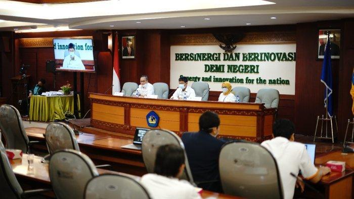 Minimalkan Potensi Risiko, Satuan Pengendalian Internal Universitas Lampung Gelar Bimtek
