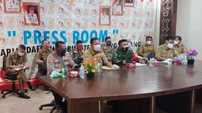 Pesta Hajatan di Tulangbawang Lampung Dibatasi Sampai Pukul 5 Sore