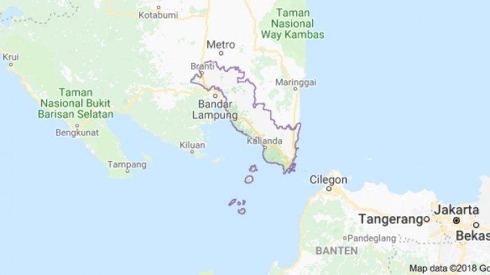 Gempa di Tanggamus Lampung Terasa hingga Jakarta