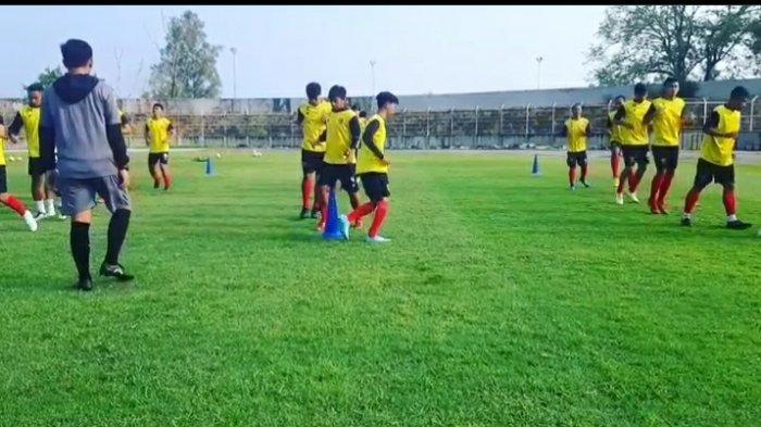 Jelang Jadwal Liga 2 2021 Pemain Badak Lampung FC Digenjot Latihan Fisik