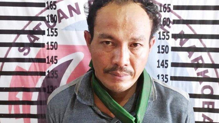 Keluyuran Tengah Malam Bawa Sabu, Petani di Dente Teladas Tulangbawang Diciduk Polisi