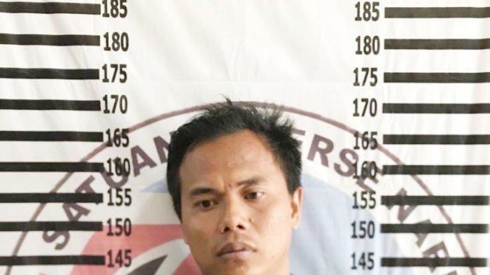 Nyambi Jualan Sabu, Petani di Tulangbawang Dibekuk Polisi