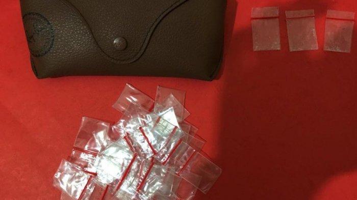 Jadikan Rumah Tempat Transaksi Narkoba, Petani di Menggala Timur Dicokok Polisi
