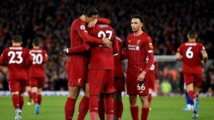 Hasil Liga Champions - Liverpool Lolos ke Babak 16 Besar Setelah Kalahkan Salzburg