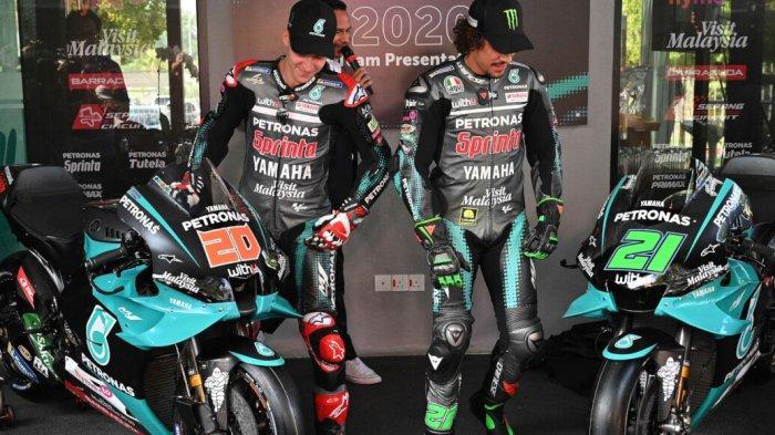 Duo Pebalap Petronas Yamaha SRT Siap Bangkit di MotoGP Valencia 2020