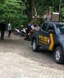 Nekat Beroperasi, Talang Indah Pringsewu Disambangi Satgas Covid-19