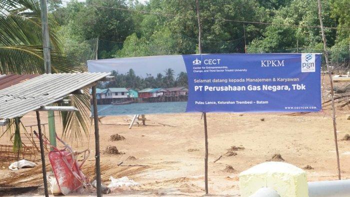 Perkuat Kegiatan UMKM, PGN Adakan Pelatihan UMKM di Desa Binaan Panaran Kepulauan Riau