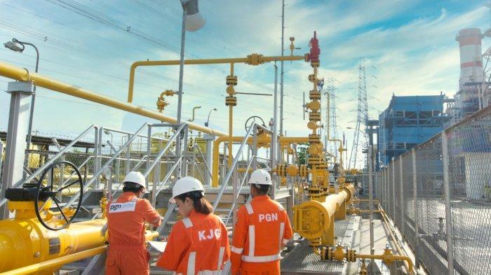 Perusahaan Gas Negara Siap Alirkan Gas dari Lapangan Kepodang ke Pembangkit Listrik Tambak Lorok
