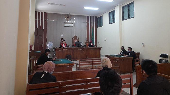 PH Terdakwa Kasus Korupsi Dana BOK Lampung Utara Minta Hakim Beri Putusan Adil