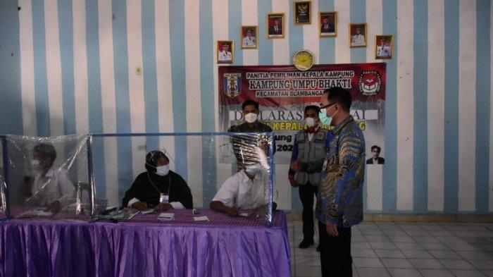 Pilkakam di Way Kanan Dilaksanakan di 85 Kampung