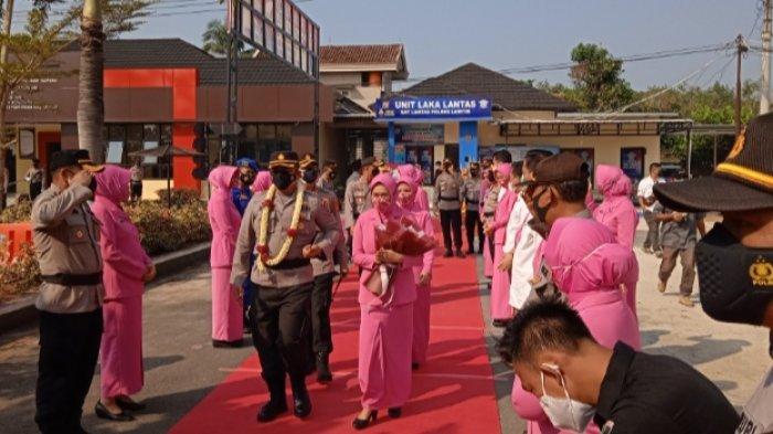 AKBP Zaky Alkazar Resmi Jabat Jabat Kapolres Lampung Timur