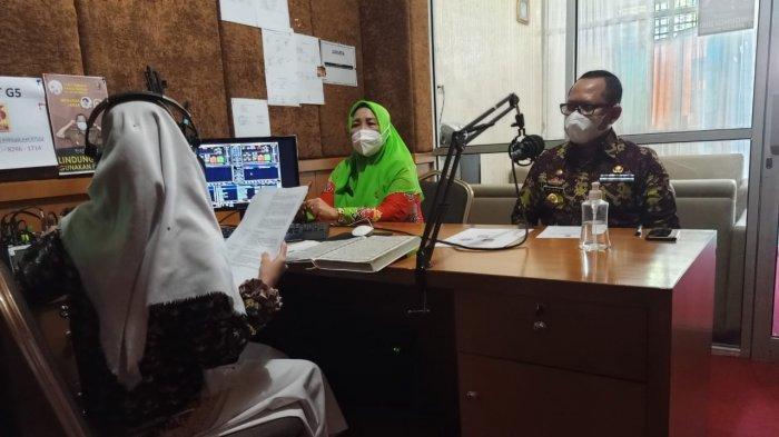 Kadisdikbud Lampung Sulpakar Resmikan PJJ Tahsinul Quran dan Pendidikan Antikorupsi