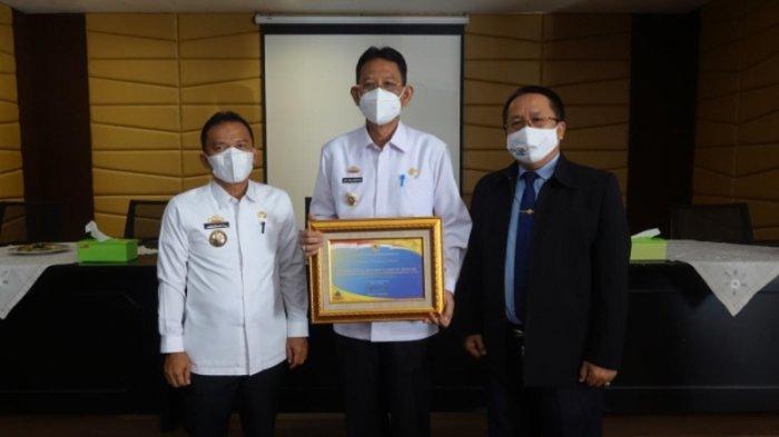 Pemkab Lampung Tengah Raih Predikat WTP Kali Keempat