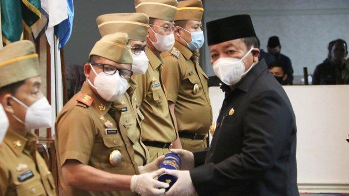 Pjs Bupati Lampung Selatan Sulpakar Berupaya Tahan Laju Penyebaran Covid-19 dan Jaga Netralitas ASN