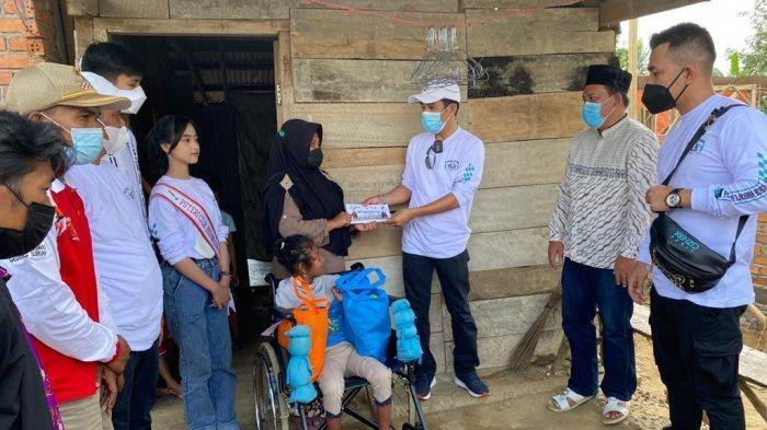 PLB Santuni Disabilitas dan Kaum Duafa di Lampung Barat