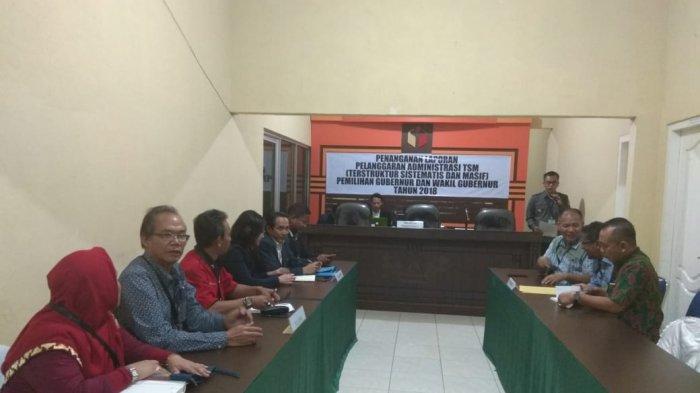 Malam Ini, Bawaslu Lampung Putuskan Perkara Politik Uang TSM Pilgub