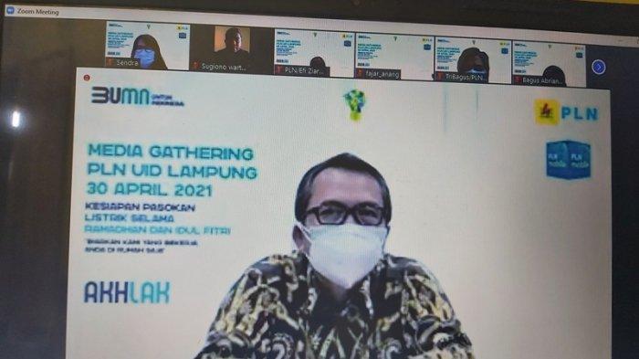 PLN UID Lampung Siapkan 102 Posko Siaga dan 1.065 Yantek Jamin Pasokan Listrik Jelang Idul Fitri