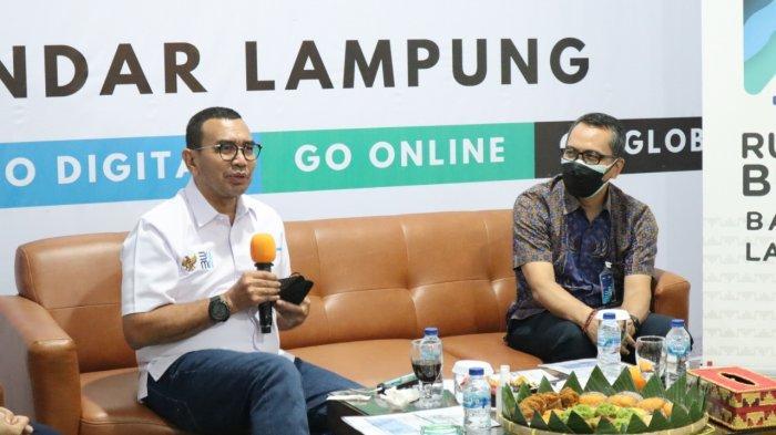 Kementerian BUMN Apresiasi PLN Sukses Berdayakan 1122 UMKM di Lampung