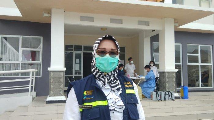Dinas Kesehatan Lampung Selatan Sebut Palas Jadi Penyumbang Kasus Covid-19 Terbanyak