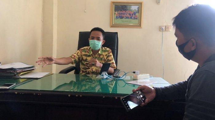 Plt Sekwan DPRD Lampung Utara Terkonfirmasi Positif Covid-19