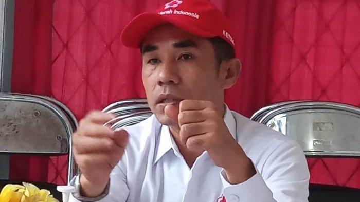PMI Lampung Barat Akan Gelar Vaksinasi Covid-19 di 15 Kecamatan, Siapkan 8.000 Dosis