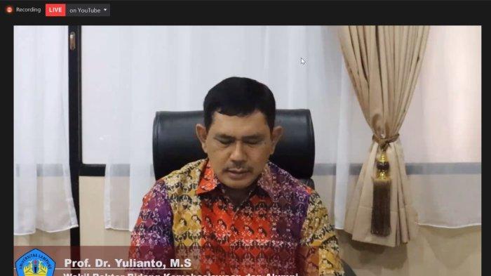 BP2M Universitas Lampung Gelar Pelatihan Kepemimpinan Mahasiswa LK dan UKM