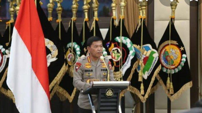 Kapolri Jenderal Idham Azis Resmikan Gedung Divisi Humas Polri