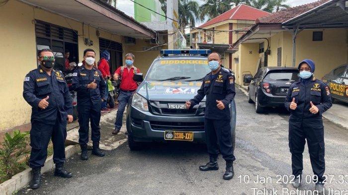 Polda Lampung Ambil Data Antemortem 3 Penumpang Sriwijaya SJ182 asal Lampung