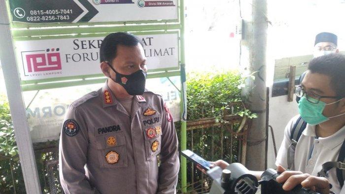 Polda Lampung Gelar Diskusi Bersama LP3UI: Jaga Kebersamaan dan Keutuhan NKRI