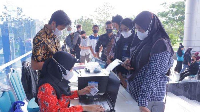 Polda Lampung Siapkan 1.500 Dosis Vaksin Tahap I dan II