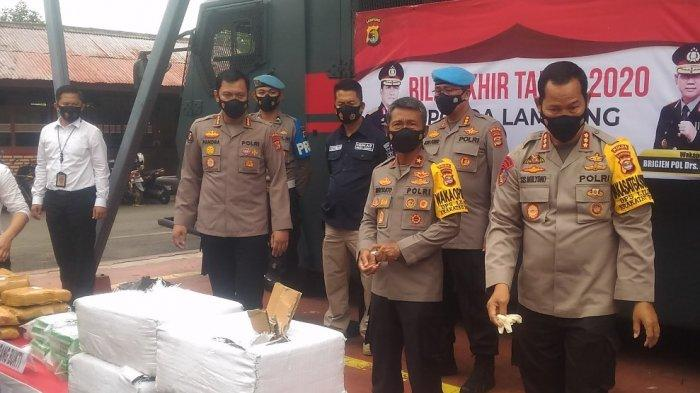 Kasus C3 Naik di 2020, Wakapolda Lampung: Itu karena Masalah Perut