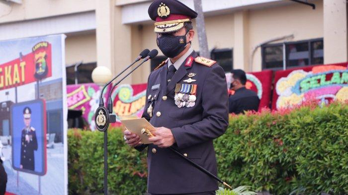 Polda Lampung Tangani Dugaan Pelanggaran Prokes Wabup Ardito Wijaya