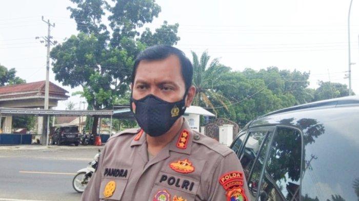 Polda Lampung Tetapkan 10 Tersangka Perusakan dan Pembakaran Mapolsek Candipuro