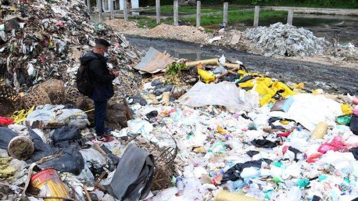 Polda Lampung Turun ke TPA Bakung, Limbah Medis Tak Boleh Dibuang di TPA